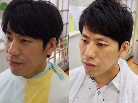 1000円カットと3000円カットの違いの画像